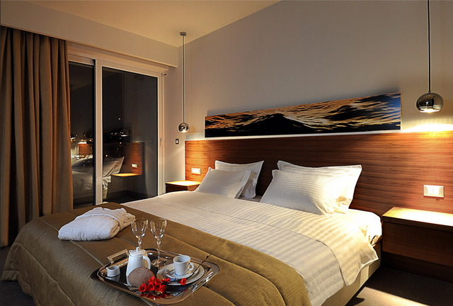 Lucy Hotel Kavala - Superior room sea view